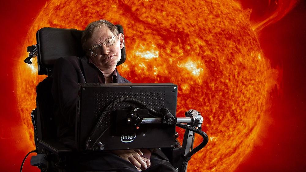 Fysikeren Stephen Hawking frygter, at det vil skade kloden, at Donald Trump har trukket USA ud af klimaaftalen. Foto: Lwp Kommunikáció/flickr