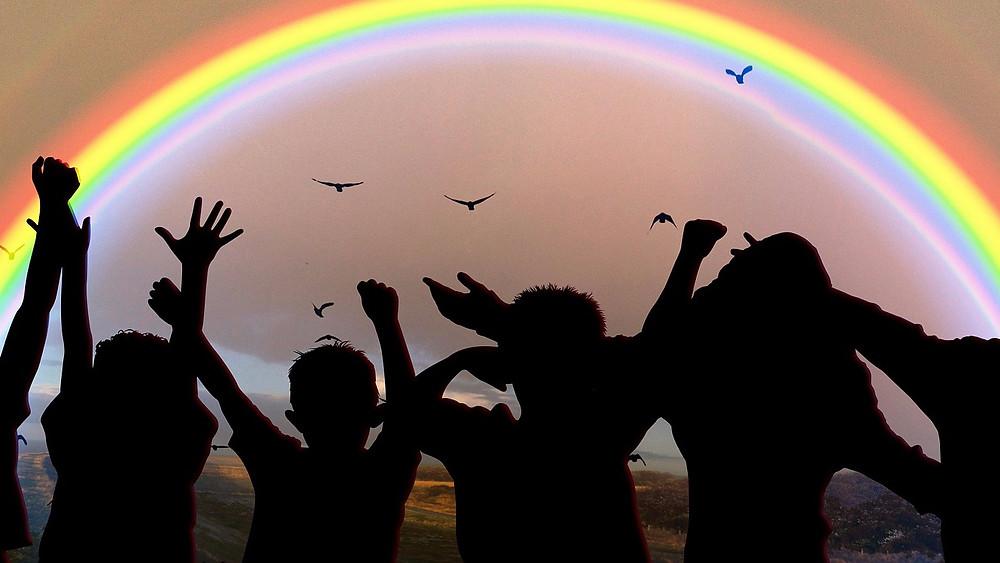 Økonomen Stephen Moore mener, at verden har det bedre end nogensinde før. Foto: Pixabay