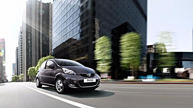 Toyota Aygo er en af de store syndere: Bilen bruger reelt 40 pct. mere brændstof end hævdet. Foto: Toyota Nederland/flickr