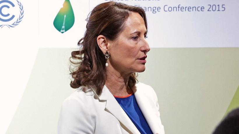 Frankrigs miljøminister, Segolene Royal, gruer for Donald Trumps plan om at trække USA ud af klimaaftalen. Foto: UN Climate Change/flickr