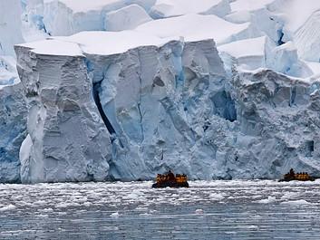 Arktis kan blive næsten 10 grader varmere, selvom vi opfylder Paris-aftalen
