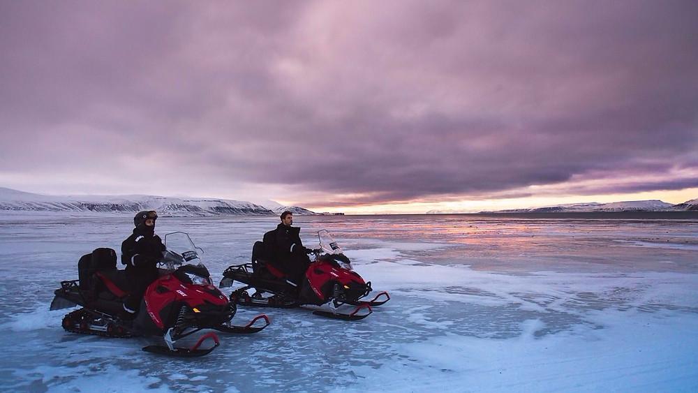 Svalbard nærmer sig varmetemperaturer. Foto: Pixabay