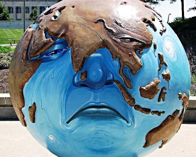 Global opvarmning fortsætter, viser en ny rapport om klimaets tilstand. Foto: John LeGear