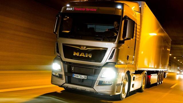 EU's lastbiler er ikke blevet mere brændstoføkonomiske de seneste 10 år, viser en ny analyse. Foto: MBWA PR
