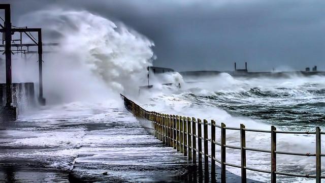 Havet vil stige hutigere, end vi troede, lyder konklusionen i en ny forskningsrapport. Foto: Oliver Clarke/flickr