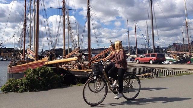Stockholms indbyggere får en bilfri dag i september. Foto: Pixabay