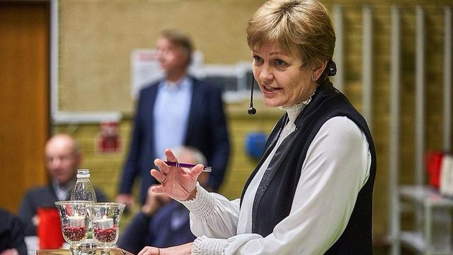 Eva Kjer Hansen kritiserer Forbrugerrådet Tænk Kemis advarselsordning, som ifølge hende skræmmer forbrugerne. Foto: Henrik Bjerregrav/flickr