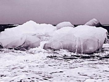 Nordpolen er 10 grader for varm