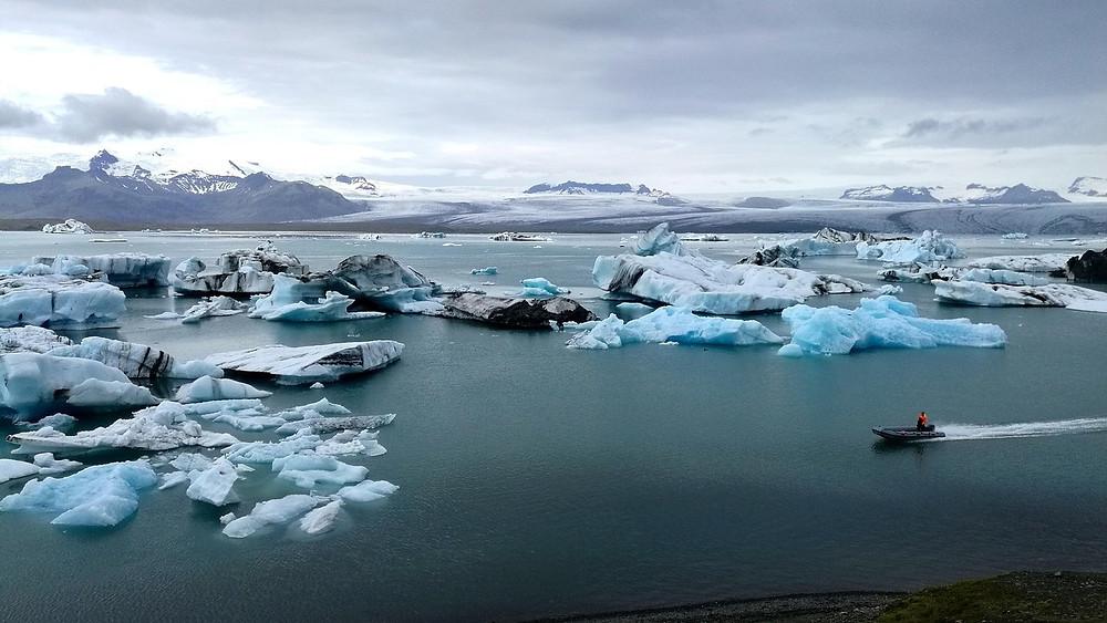 Havets opvarmning accelererer, viser en række nye studier. Foto: Pixabay