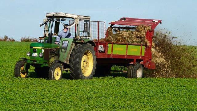 VKO's landbrugsplan bliver katastrofal for miljøet, mener Det Økologiske Råd. Genrefoto: Pixabay