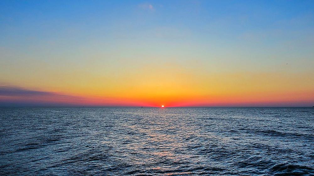 Havet taber lige nu ilt - og netop ilttab har tidligere ført til masseudryddelser i både havet og på land, viser forskning. Foto: Pixabay