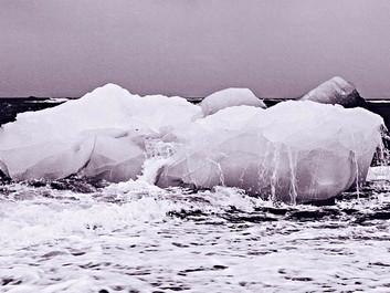 Nordpolen ramt af vild temperaturstigning