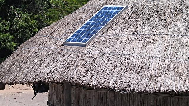 Ulandene bruger nu flere penge på vedvarende energi end de vestlige lande. Foto: Pixabay