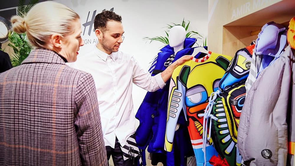 H&M har fremlagt en bæredygtighedsstrategi, der sætter virksomheden helt i front, når det handler om klimaambitioner i tøjbranchen. Foto: H&M/pr