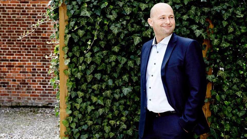 Det Konservative Folkeparti, her med formand Søren Pape, har talt med en grøn stemme i løbet af efteråret, men det er svært at se i den nyligt vedtagede finanslov. Foto: Andreas Houmann/pr