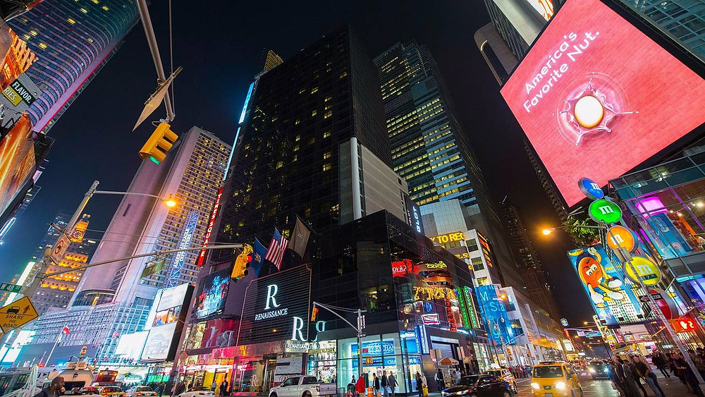En ny plan skal sørge for, at New York City bliver den mest bæredygtige storby i verden. Foto: Wikimedia Commons