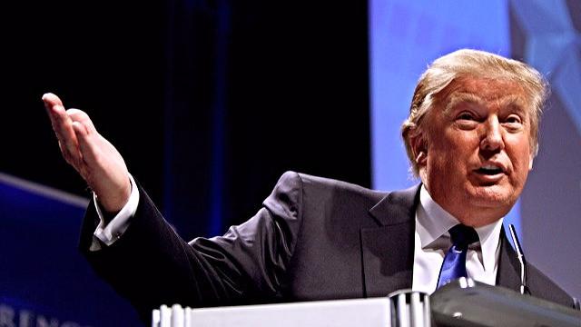 Bliver Donald Trump USA's næste præsident, vil det true klimaaftalen fra Paris, advarer Frankrigs fhv. udenrigsminister Laurent Fabius. Foto: Gage Skidmore/flickr