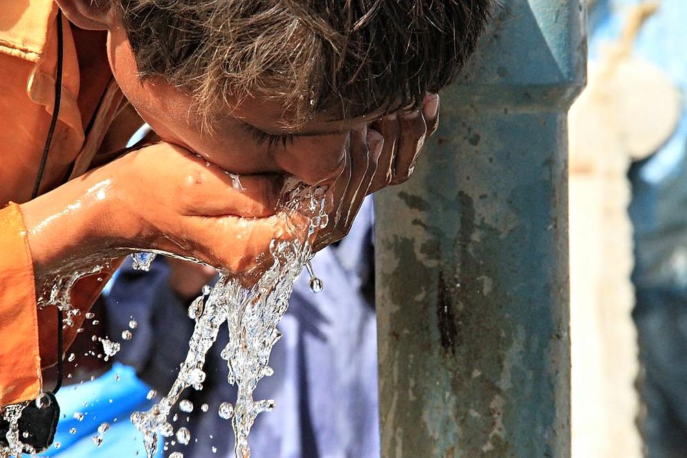 Om 15 år vil beholdningen af rent vand kun kunne imødekomme 60 pct. af verdens behov.