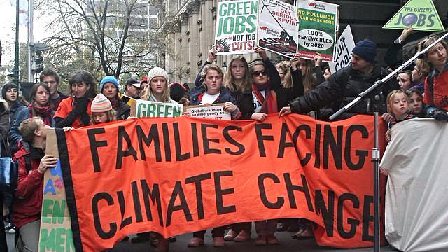 Knap 69.000 amerikanere vil dø hvert år som følge af forurening og klimaforandringer i år 2100. Foto: Takver/flickr