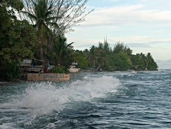 Marshalløerne er ved at drukne