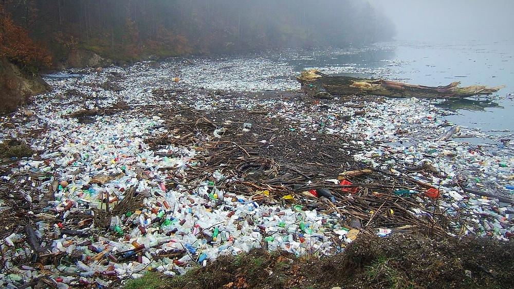 Regeringen vil iværksætte en national handlingsplan mod plastforureningen, der breder sig både herhjemme og i udlandet. Foto: Pixabay