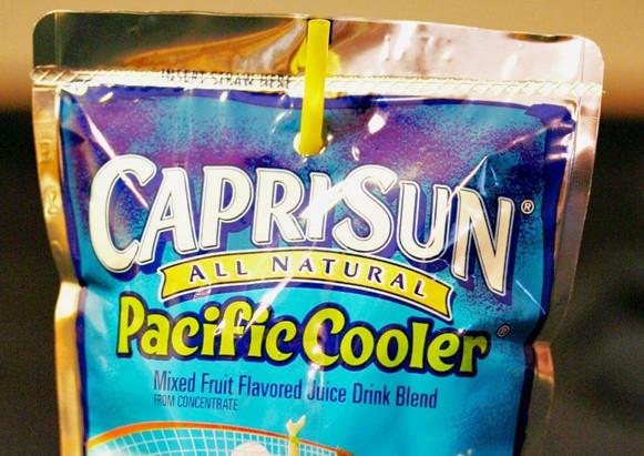 Kraft Foods, der står bag Capri Sun i Nordamerika, kritiseres for at gøre for lidt for miljøet. Foto: Mike Murphy/Wikimedia Commons