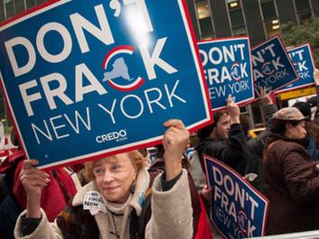 Så kom dokumentet: Her er årsagerne til, at New York forbyder fracking