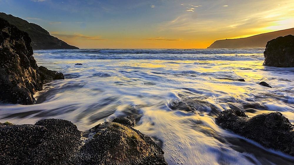 Havet stiger hurtigere og hurtigere, viser et nyt studie. Foto: Pixabay