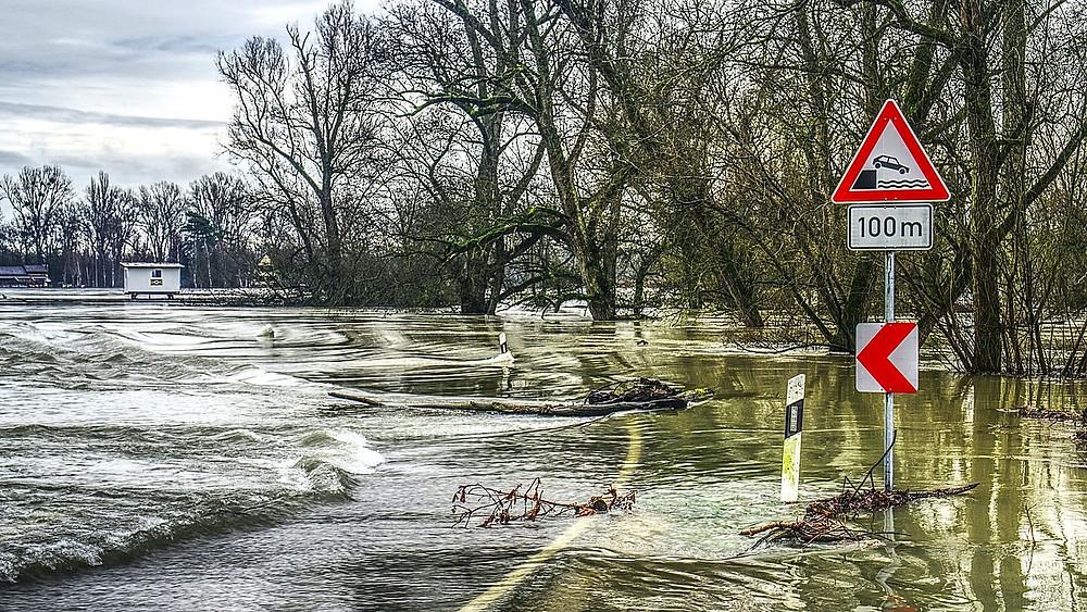 Europæiske byer med floder skal forberede sig på flere oversvømmelser, viser et nyt studie. Foto: Pixabay