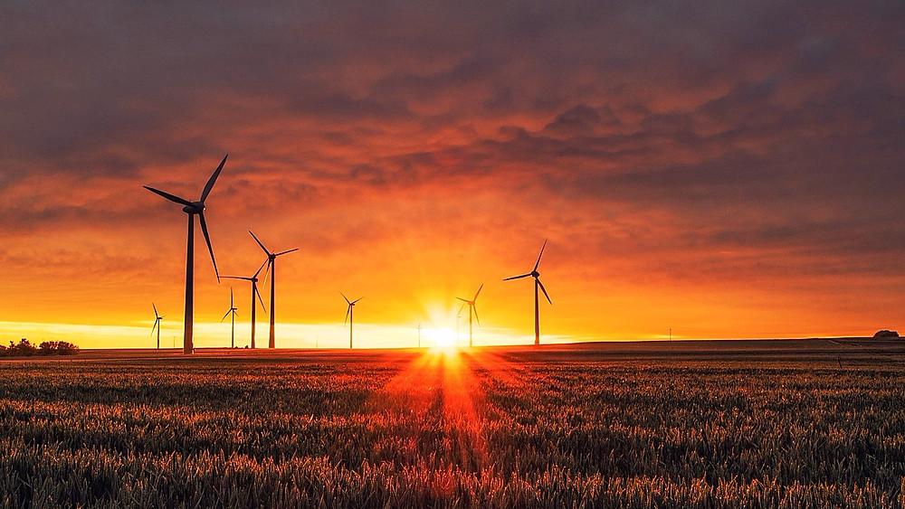 Skotland er på vej til at producere så meget grøn strøm, at det vil kunne forsyne landets elforbrug. Foto: Pixabay