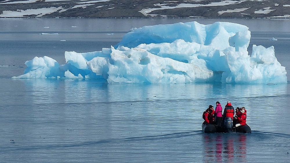 Klimaforandringerne får nu direkte konsekvens for et forskerhold, der skulle til Arktis. Foto: Pixabay