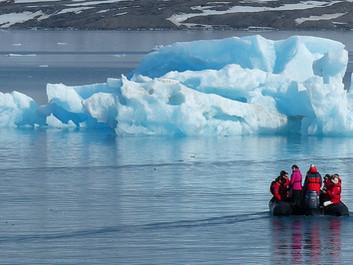 Klimaekspedition aflyst på grund klimaforandringer