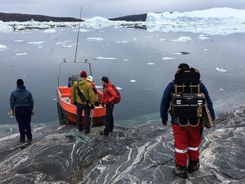 Forsker om ny smelterekord: Forbered jer på 10 cm ekstra havstigning