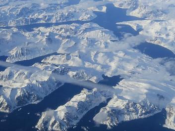 Grønlands is er begyndt at smelte dobbelt så hurtigt