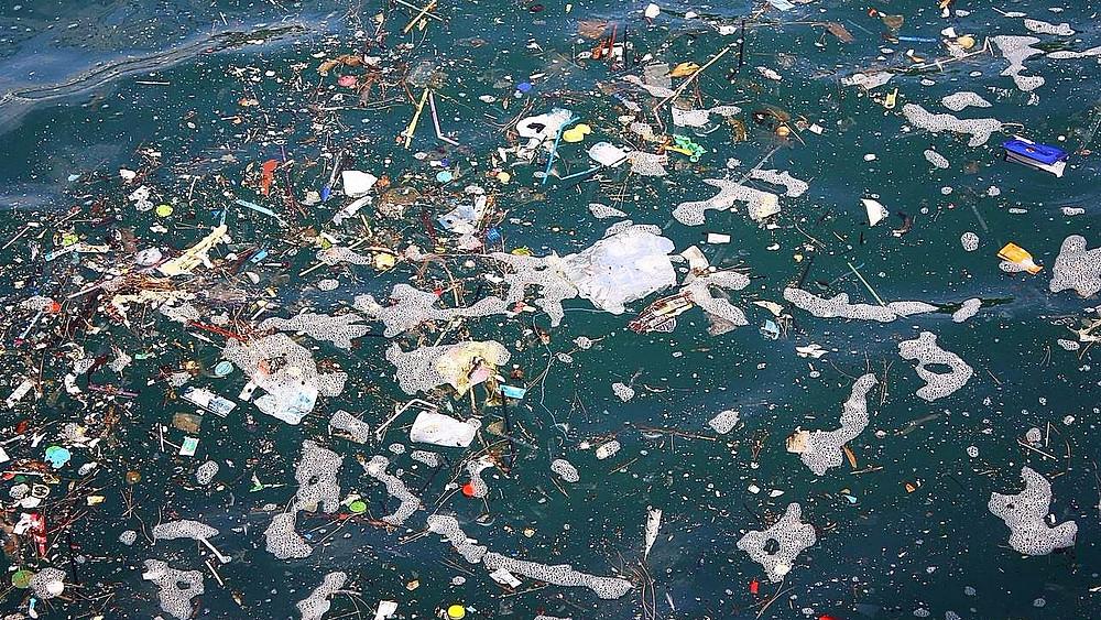 Vi skal stoppe med at smide vores skrald i havet, siger Faos generaldirektør. Foto: Pixabay