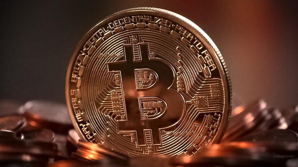 Kryptovalutaen Bitcoins elforbrug er højt og støt stigende. Foto: Pixabay
