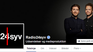 I et indslag på Radio24syv bliver den unge kanin Allan slået ihjel for at statuere et eksempel over for danskerne. Foto: Screenshot/Facebook