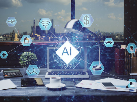 AI Capabilities for your business