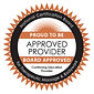 Massage Therapy Approved Provider Seal