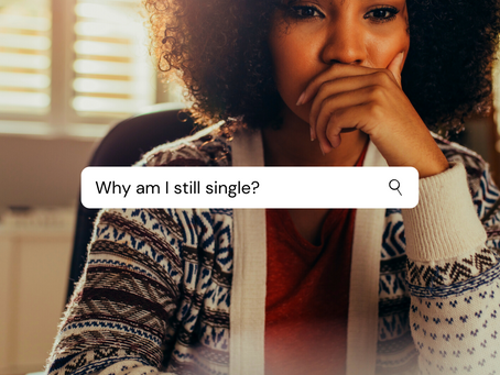 Five Reasons You're Still Single