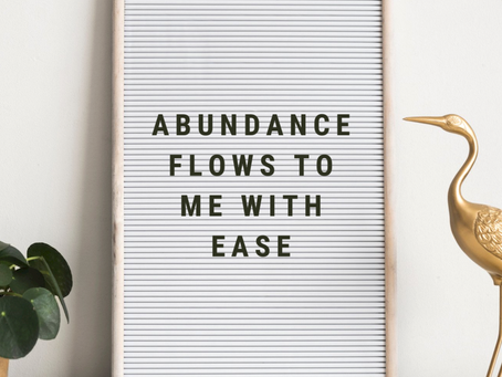 Three Reasons You Are Out of Alignment With Abundance