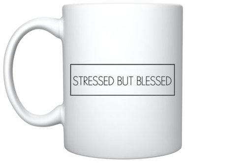 Stressed But Blessed Mug