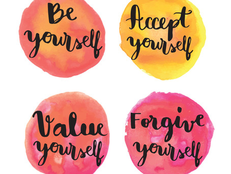 To Whom It May Concern: The Art of Accepting Yourself
