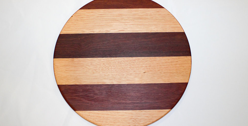 Round Two Tone Serving Board