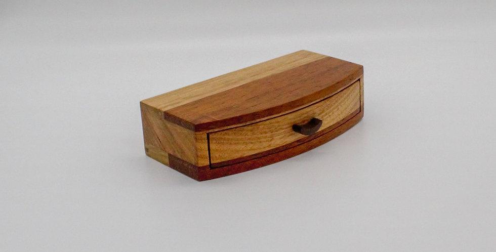 Petite Two Tone Jewellery Box