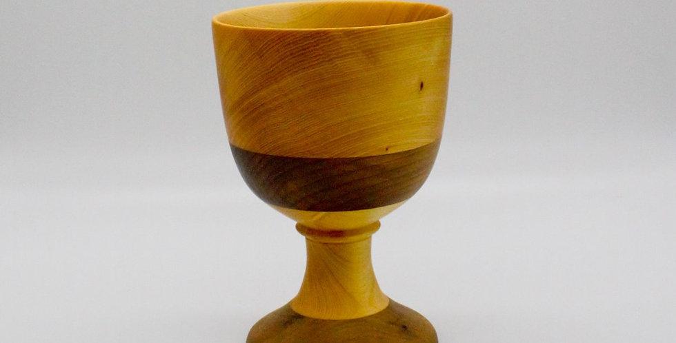 Huon Pine and Blackheart Sassafras Goblet