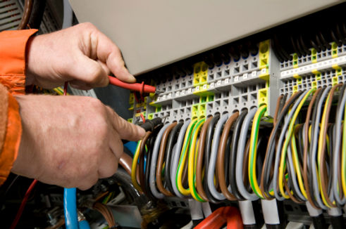 Greater Manchester industrial electricians