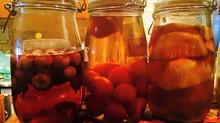女子会で人気の果実酒、野菜酒