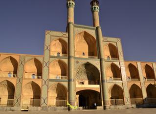 Tras los pasos de Zaratustra en Yazd