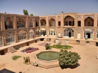 La pequeña y acogedora ciudad persa de Kashan